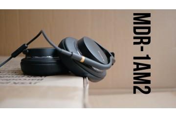 Sony MDR-1AM2 | Обзор Hi-Res наушников