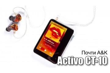 Видеообзор плеера Activo CT10