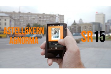 Astell&Kern A&norma SR15   Обзор Hi-Fi плеера за $700