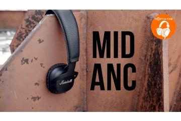 Marshall MID ANC | Обзор беспроводных наушников с активным шумоподавлением