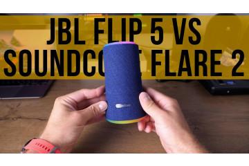ЭТА КОЛОНКА ЛУЧШЕ JBL FLIP 5! Обзор и сравнение Anker Soundcore Flare 2 vs JBL FLIP 5