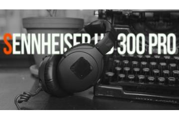 Sennheiser HD 300 Pro | Обзор студийных мониторных наушников