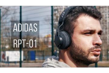 НАУШНИКИ С ТРЕМЯ ПОЛОСКАМИ! Обзор Adidas RPT-01 от мастера спорта по спорту!
