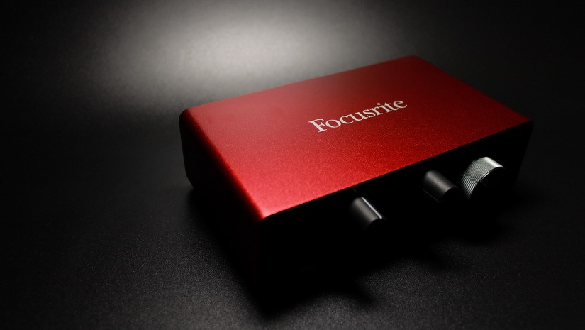 Обзор аудиоинтерфейса Focusrite Scarlett Solo – красное чудо
