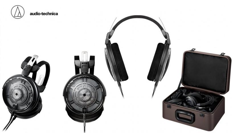 Audio-Technica ATH-ADX5000: Открытые наушники для аудиофилов
