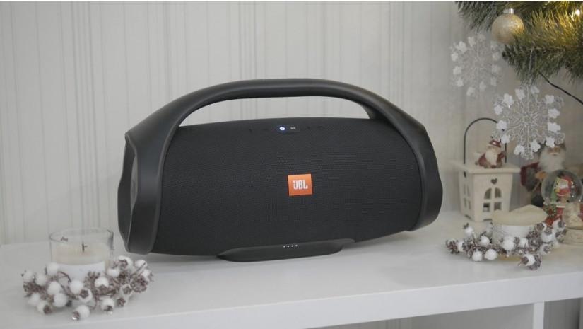 Обзор JBL Boombox: Огромный, черный, беспроводной