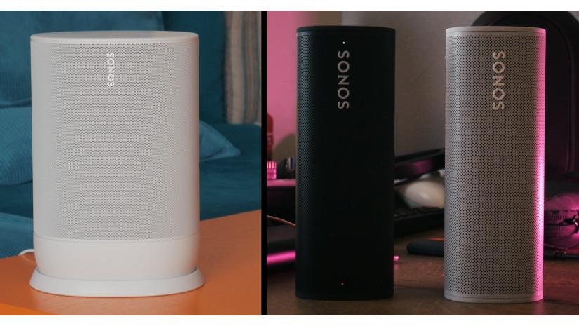 Обзор акустики Sonos Roam и Move | Многофункциональная мультирум колонка