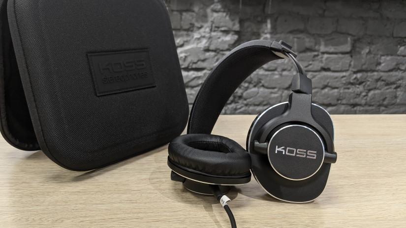 Обзор наушников Koss Pro4S - бюджетные универсалы