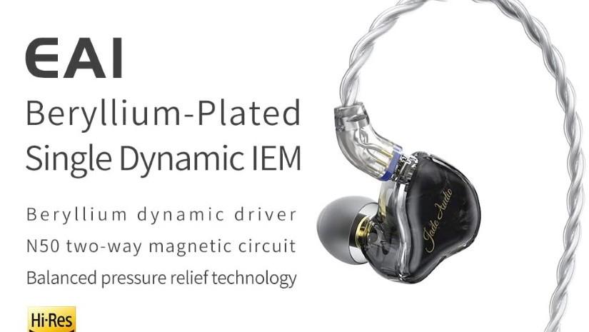 JadeAudio (FiiO) EA1 – бериллий в массы