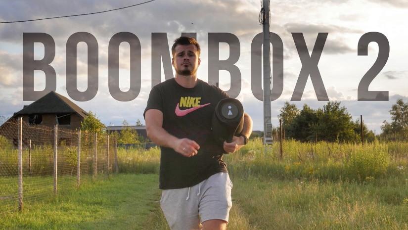 ОБЗОР JBL BOOMBOX 2 | Тест звучания, дизайн, батарея. Что поменялось в сравнении с JBL Boombox 1?