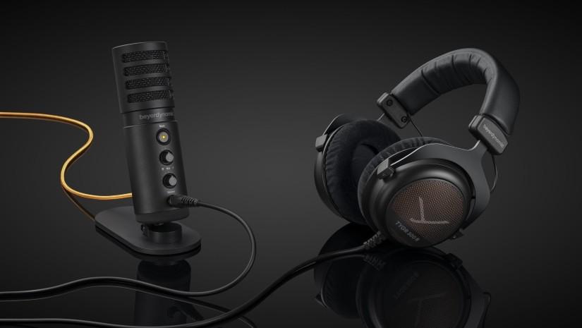 Beyerdynamic Team Tygr – ідеальний комплект для стріму та ігор зі студійною якістю звуку