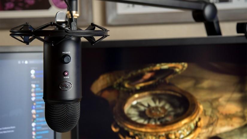 Blue Compass - мікрофонна стійка преміальної якості