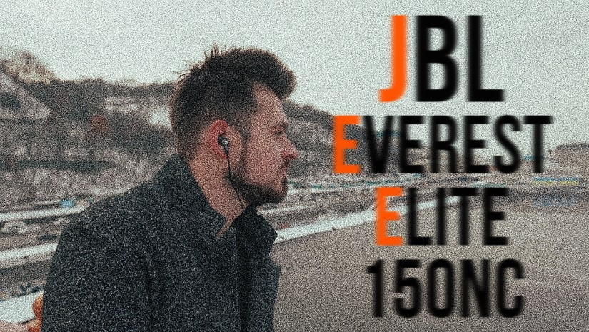 JBL EVEREST ELITE 150NC Активный шумодав по Bluetooth | Обзор лучших из Everest