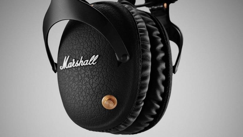 Короткий огляд Bluetooth навушників Marshall Monitor