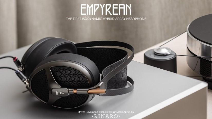 Meze Empyrean - звук, который восхищает