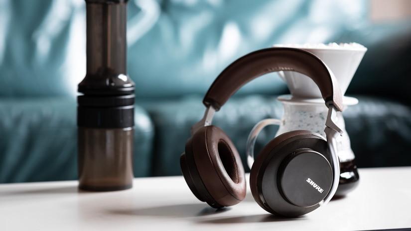 Shure AONIC 50 - многолетний опыт бренда в полноразмерах с шумоподавлением