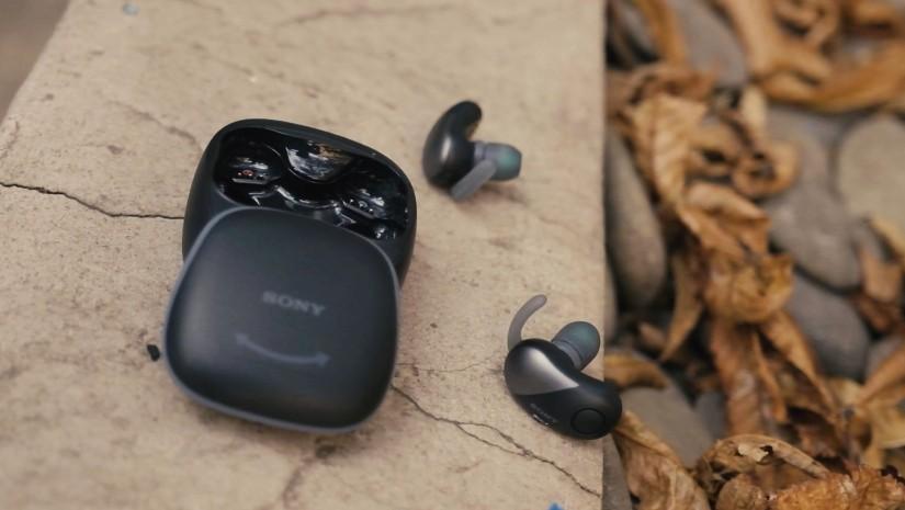 Обзор Sony WF-SP700N - True Wireless + ANC