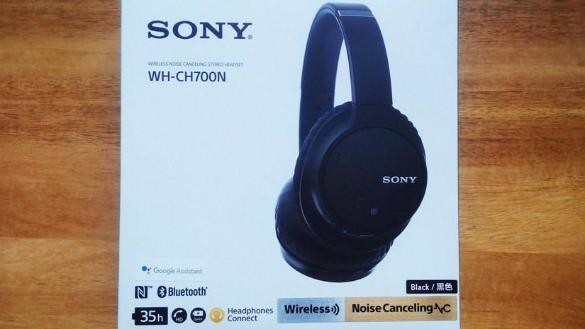 Наушники Sony  WH-CH700N. Музыка и никаких проводов