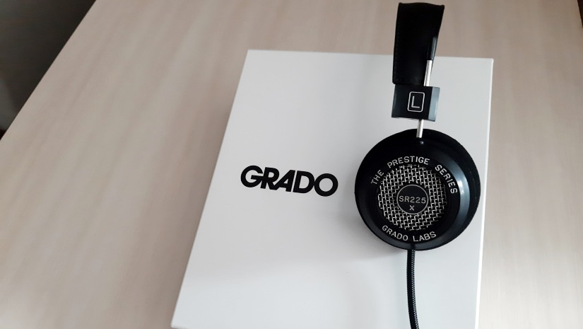 Обзор Grado SR 225x – четвертое поколение серии Grado Prestige