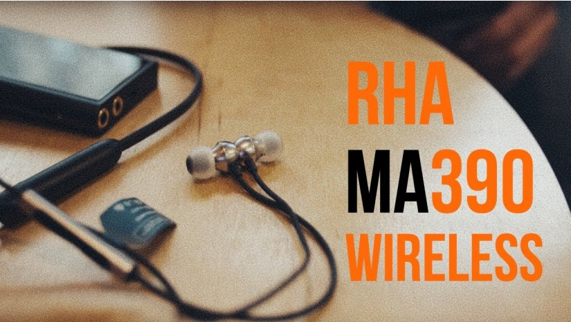 Rha Ma390 Wireless обзор Bluetooth наушников портатив блог