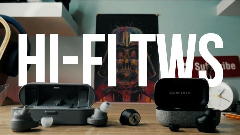 HI-FI в TWS? Sennheiser Momentum True Wireless vs Audio-Technica ATH-CKR7TW