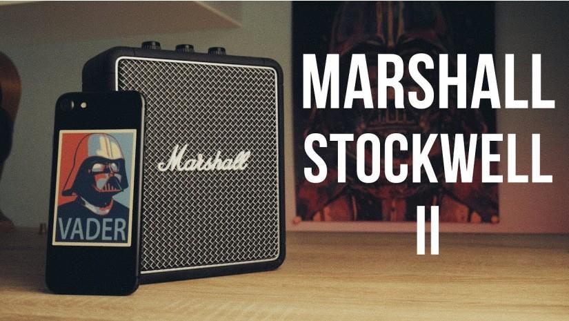 STOCKWELL II 2019 | Обзор беспроводной колонки от Маршалл! JBL отдыхает?