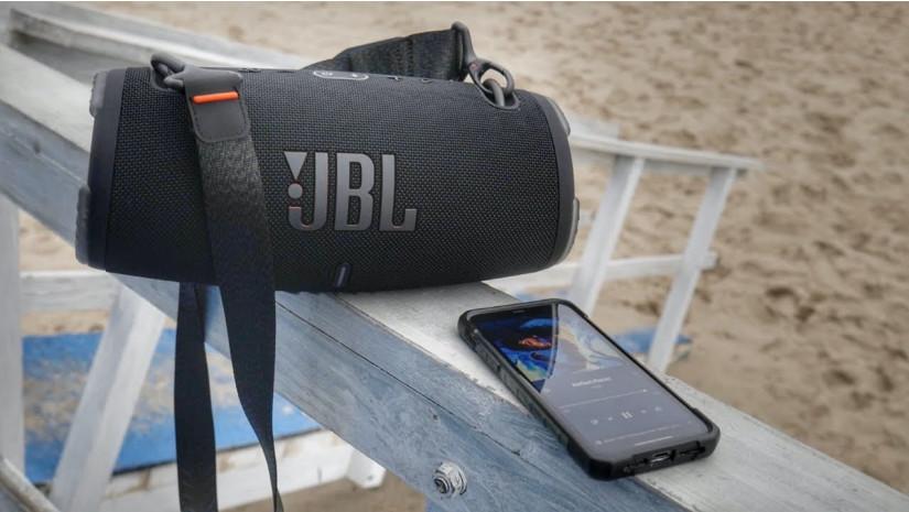 Обзор JBL Xtreme 3 vs JBL Xtreme 2 | Отличия, тест звука и улучшения