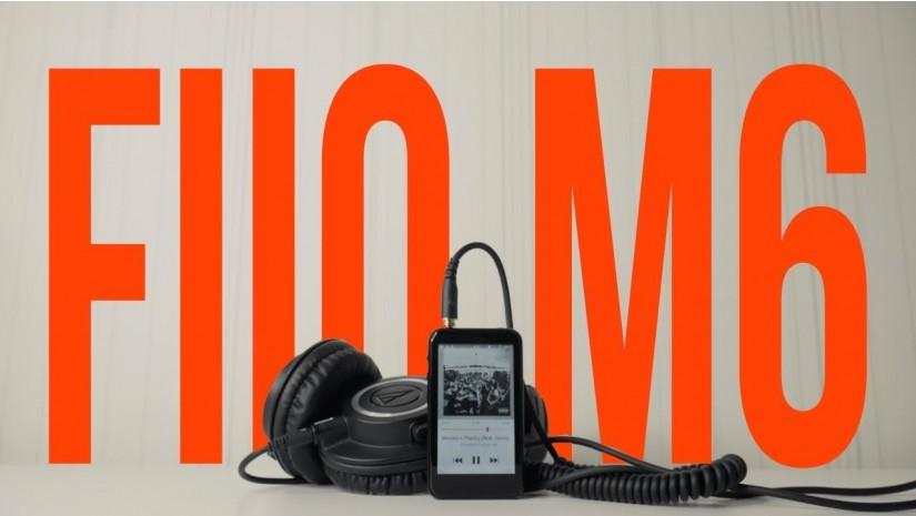 FiiO M6 - лучшее, что делали FiiO за последнее время | Обзор и тест!