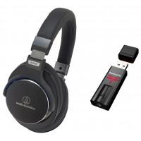 audioquest Audioquest Dragonfly DAC Black + Audio-Technica ATH-MSR7