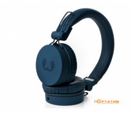 Fresh N Rebel Caps BT Wireless Headphone On-Ear Indigo