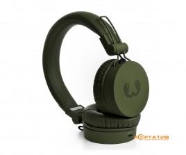 Fresh N Rebel Caps BT Wireless Headphone On-Ear Army
