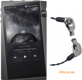 Astell&Kern A&norma SR15 + Campfire Audio Comet
