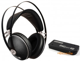 CEntrance DACport HD + Meze 99 Neo