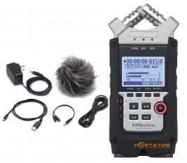 Zoom H4n Pro + Zoom APH4n Pro