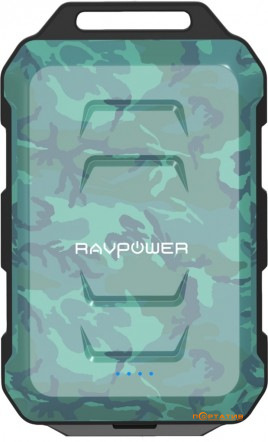 RavPower 10050mAh Waterproof and Dustproof Camo (RP-PB044CAMO)