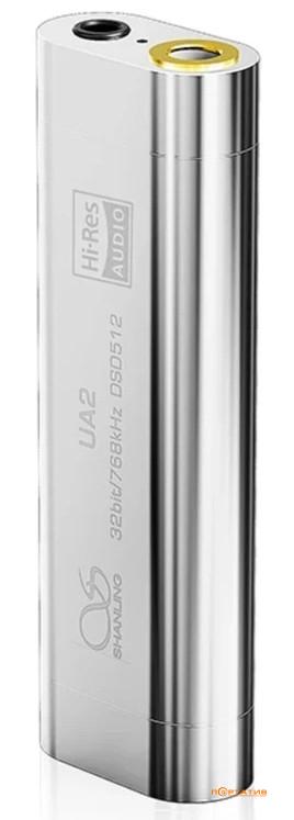 Shanling UA2 Chrome