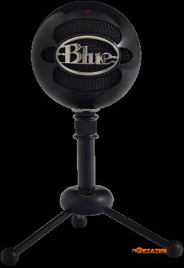 Blue Microphones Snowball Gloss Black