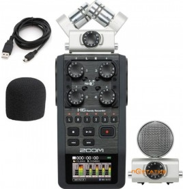 Zoom H6 Basic Package