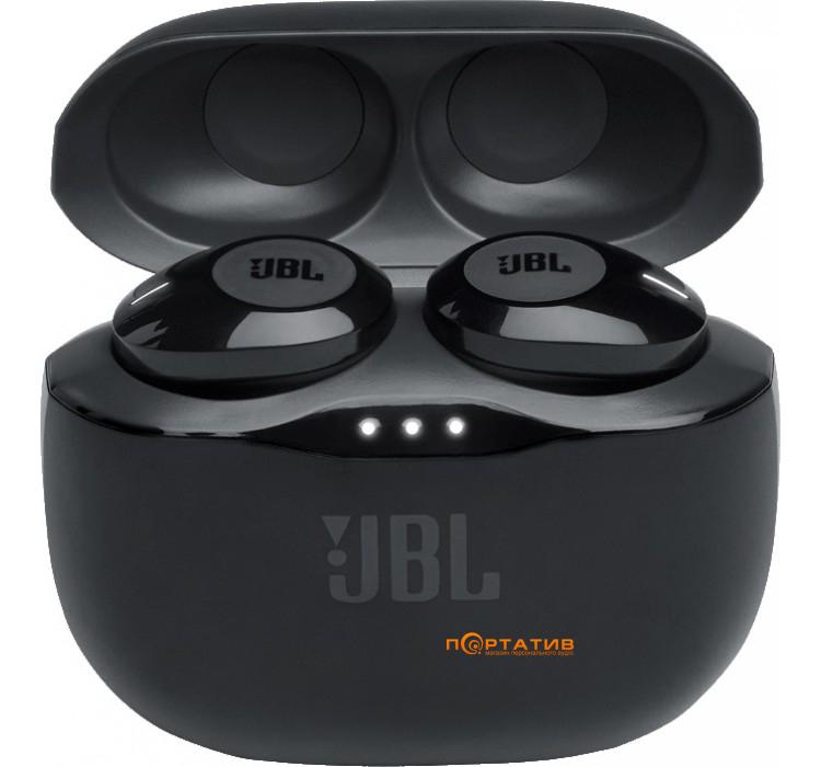JBL Tune 120TWS Black
