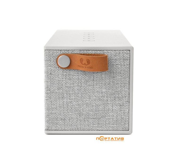 Fresh N Rebel Rockbox Brick XL Fabriq Edition Bluetooth Speaker Cloud