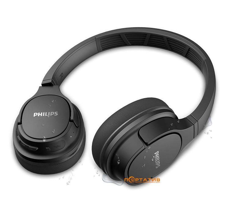 Philips TASH402BK Black
