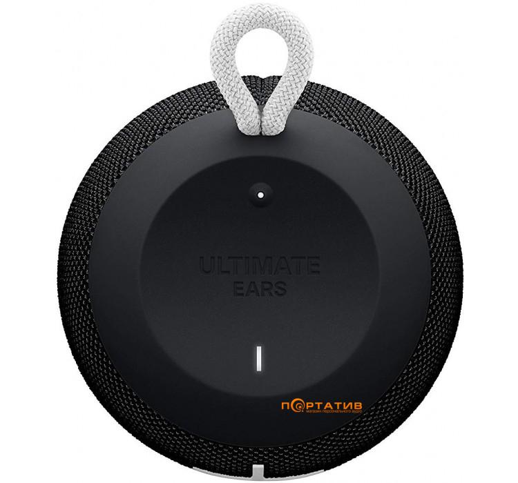 Ultimate Ears Wonderboom Black