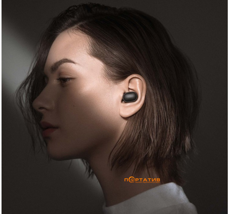 Mi True Wireless Earbuds Basic Black