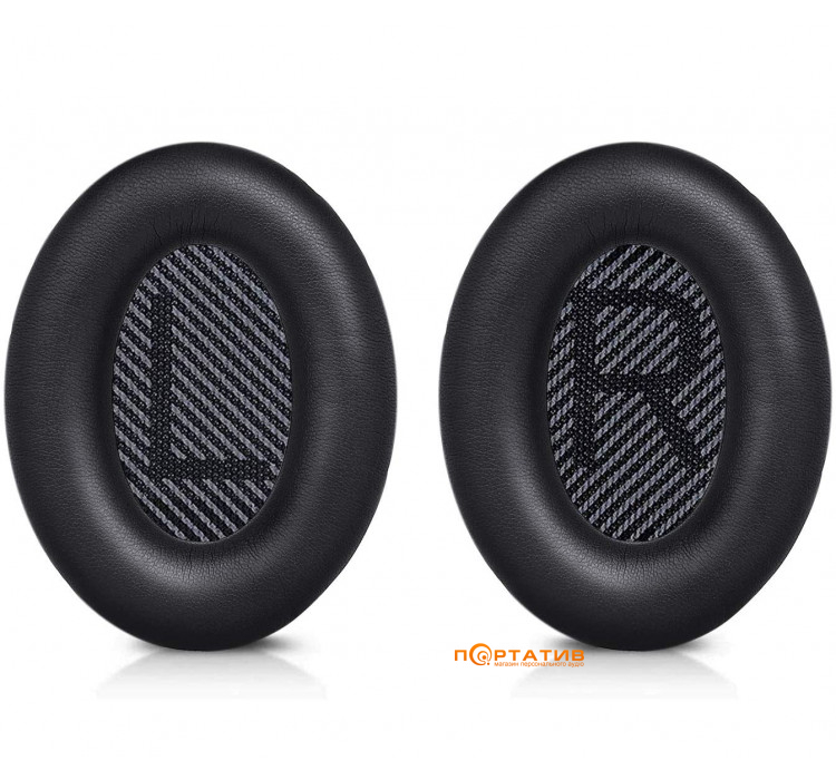 Амбушюры для Bose QC35 II QC35 Black by Advanced