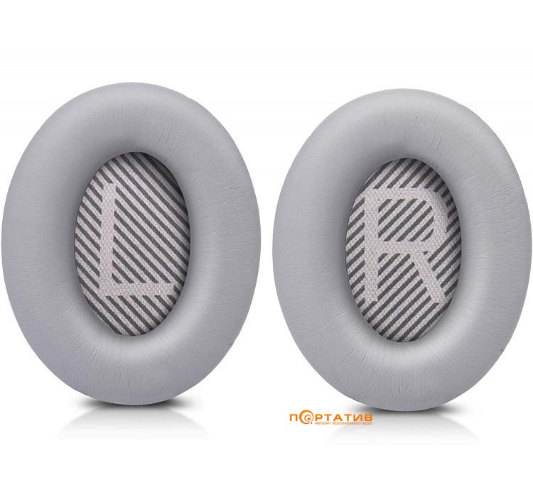 Амбушюры для Bose QC35 II QC35 Silver by Advanced