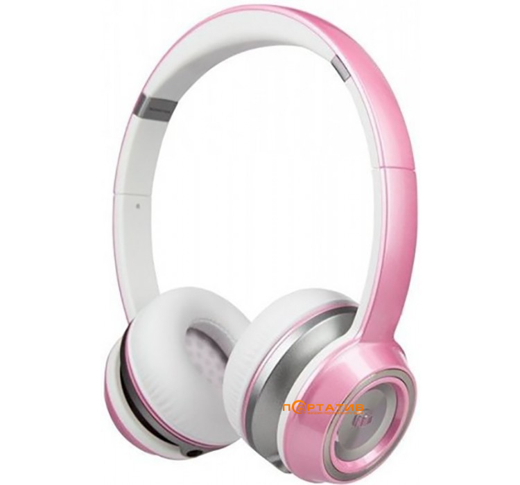 Monster NCredible NTune On-Ear Pearl Pink (MNS-128515-00)