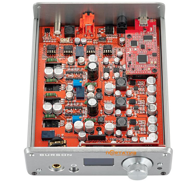 Burson Audio Playmate 2 (Deluxe)