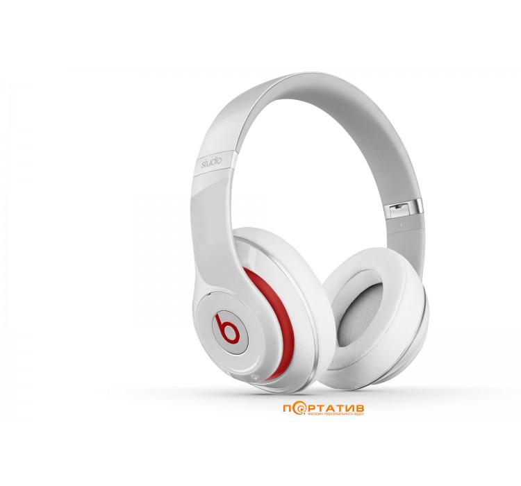 Beats by Dr. Dre Studio Wireless White - купить Наушники в Киеве ... c0a5418fc4bd0