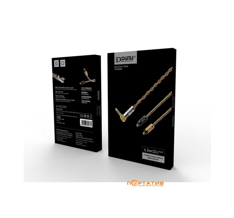 Dunu Earphone Cable GZ-OCC2701 (MMCX)
