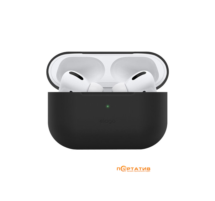 Elago Slim Case for Airpods Pro Black (EAPPSM-BA-BK)